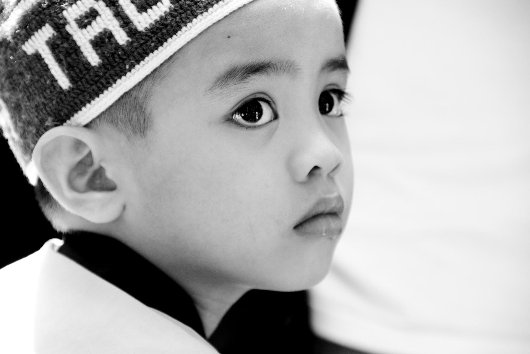 Malaysian boy