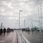 Opening bridge Nijmegen
